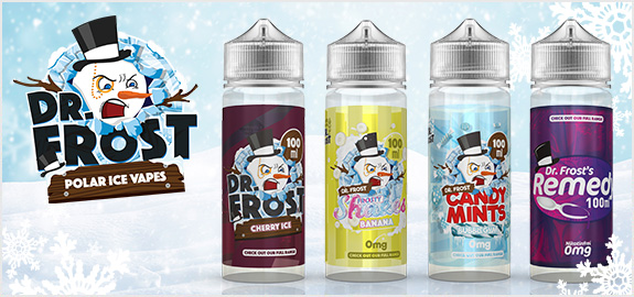 Dr. Frost Liquid Shake and Vape