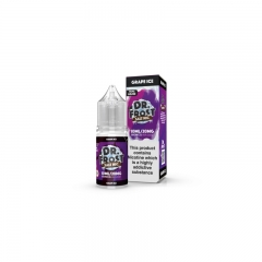 Dr. Frost Grape Ice Nikotinsalz Liquid 10ml