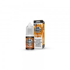 Dr. Frost Orange Mango Ice Nikotinsalz Liquid 10ml