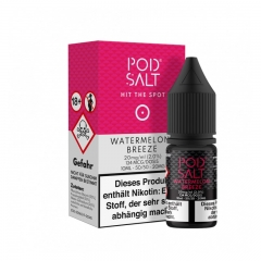 Pod Salt Watermelon Breeze Nikotinsalz Liquid 10ml